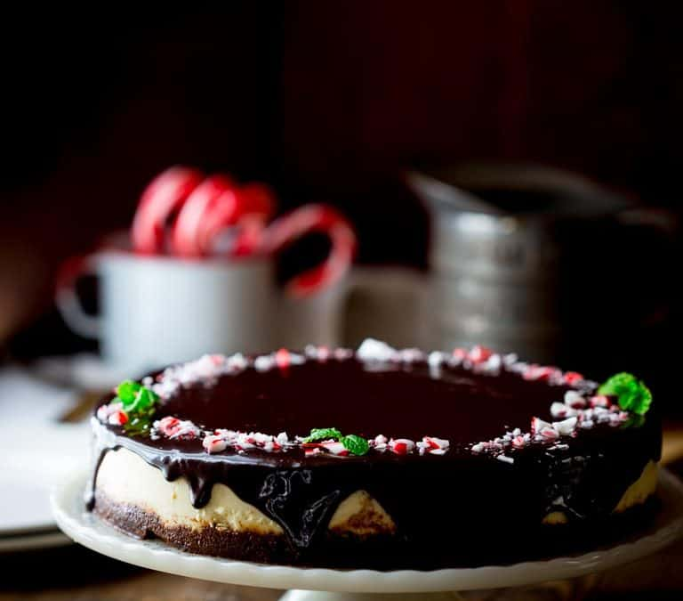 peppermint pattie cheesecake