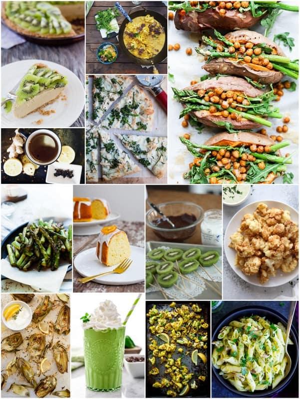 Curry Roasted Cauliflower | Side Dish | Vegan | Vegetables | Paleo | Gluten Free | Dairy Free | East Seasonal | Healthy Seasonal Recipes