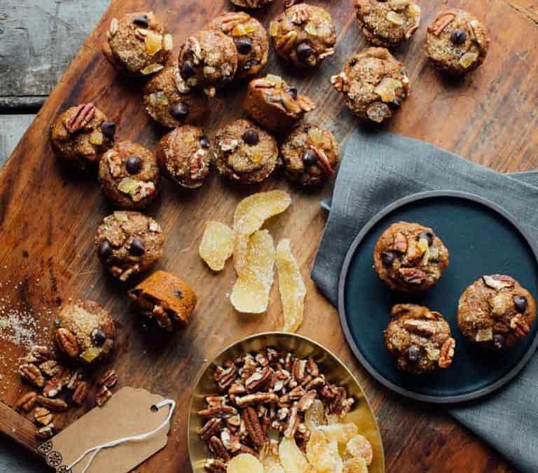 mini fruitcakes