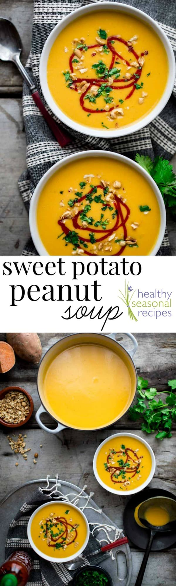 healthy sweet potato recipes sweet potato and peanut soup healthy seasonal recipes 30296