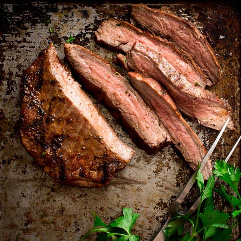 cajun flank steak