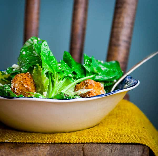 Dressing with no yolks by Katie Webster on Healthy Seasonal Recipes