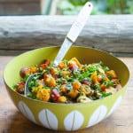 Healthy Moroccan Carrots on healthyseasonalrecipes.com