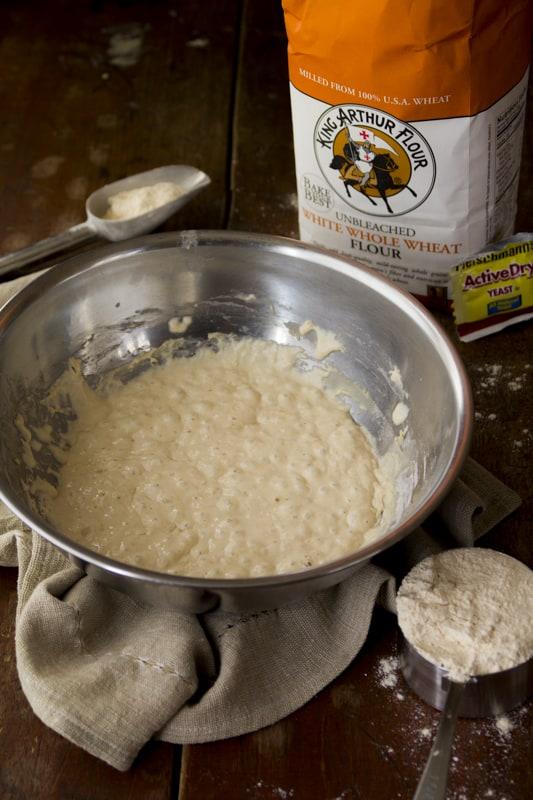 pre-ferment or sponge