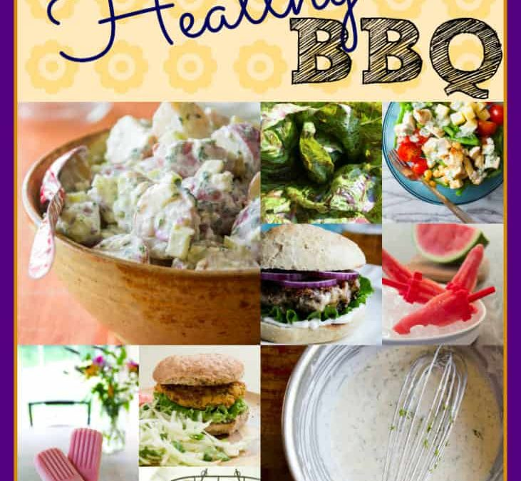 25 healthy barbecue ideas and across the fence television appearance