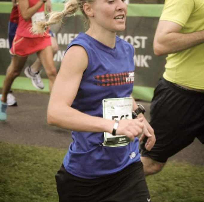 what I learned about me from running in the beach to beacon 10K