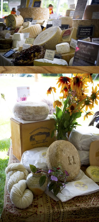 Vermont Cheese Makers Festival
