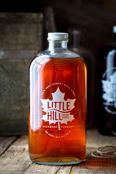 little hill sugar works craft made vermont maple syrup
