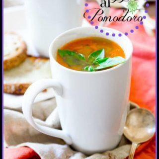 Pappa al Pomodoro | Italian Tomato Bread Soup | Healthy Seasonal Recipes @healthyseasonal