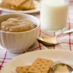 Simple Apple Sauce | Healthy Seasonal Recipes