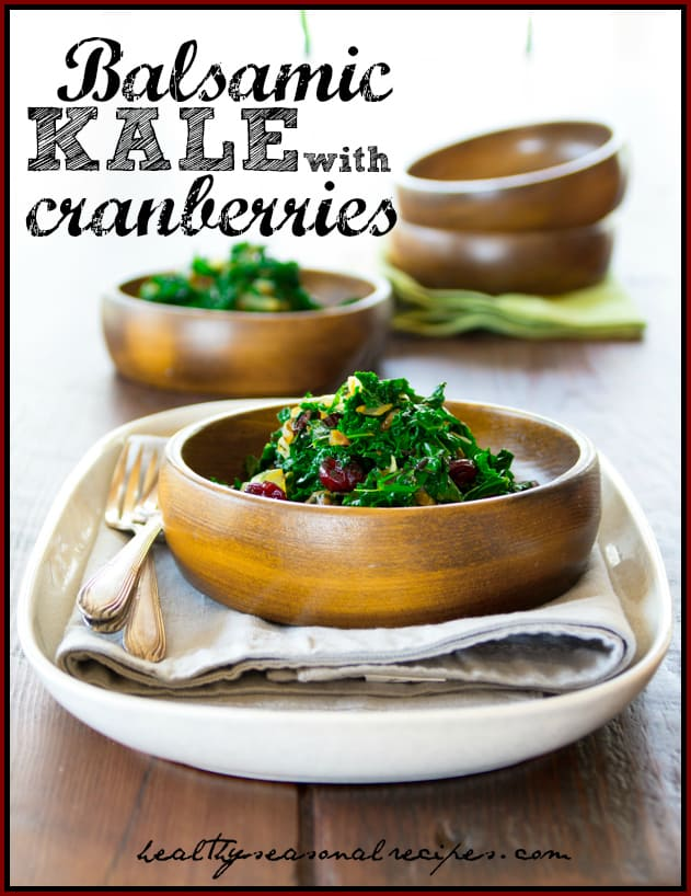 balsamic-kale-with-cranberries