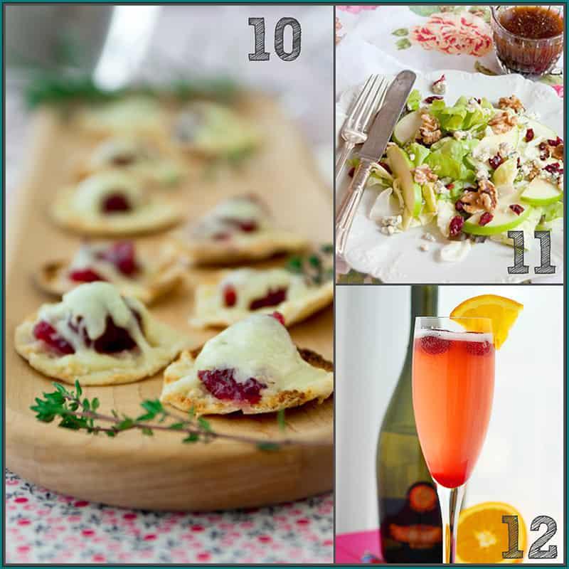 cranberry round-up   Healthy Seasonal Recipes