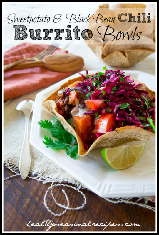 A crispy tortilla shell with the burrito ingredients