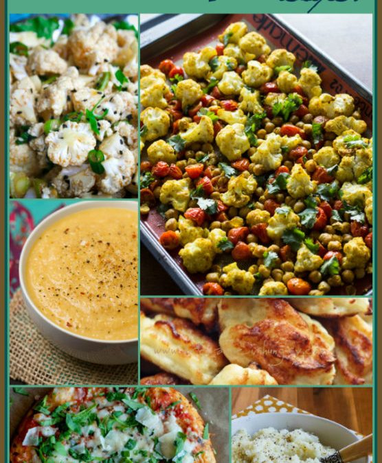 15 healthy cauliflower recipes