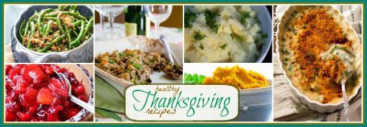 healthy-thanksgiving-recipes from Healthy Seasonal Recipes