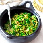 brussels-with-bacon and caraway | Healthy Seasonal Recipes @healthyseasonal