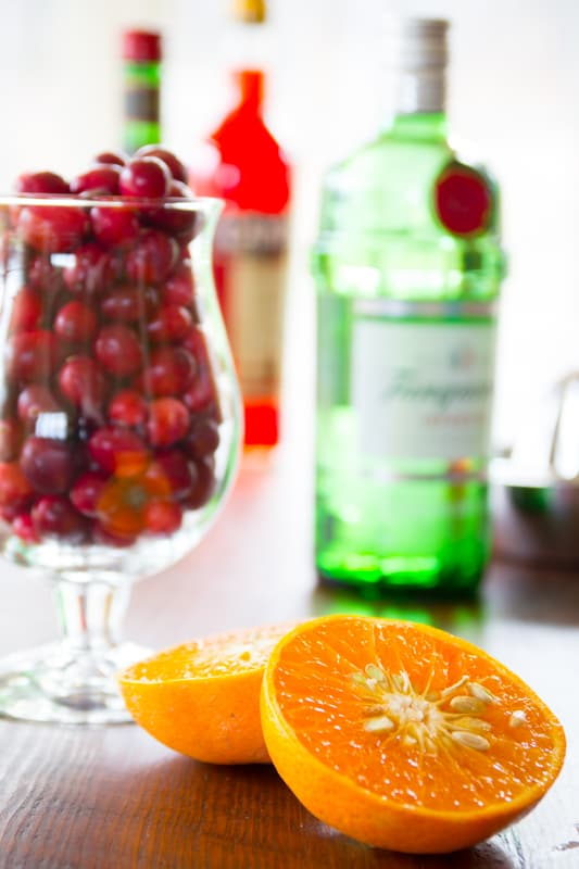 These Cranberry Negroni Cocktails are going to be your next Holiday ...
