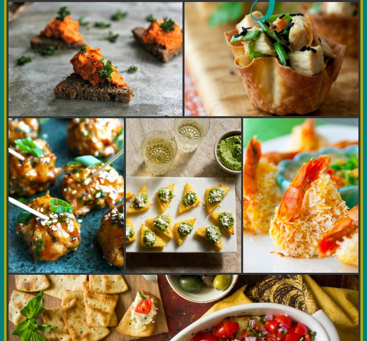 25 tapas party recipes