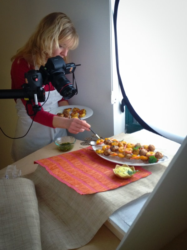 Katie Webster Vermont food stylist @healthyseasonal