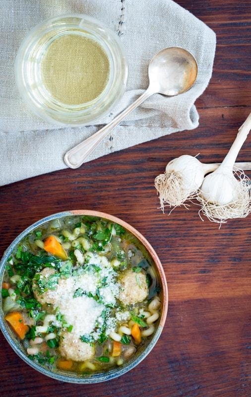 chicken-noodle-italian-wedding-soup Healthy Seasonal Recipes