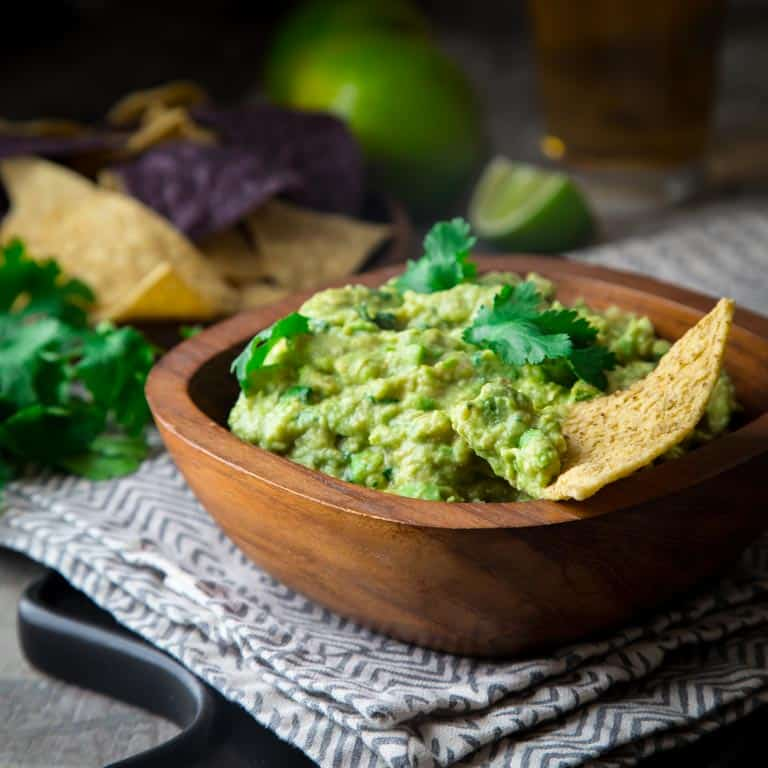 classic guacamole - Healthy Seasonal Recipes