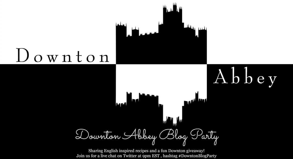 Downton Abbey Blogger Party