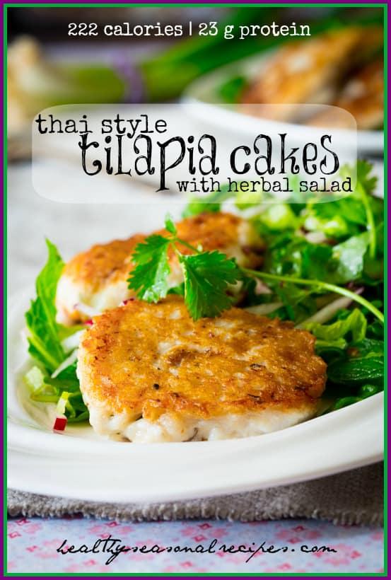 Thai Inspired Tilapia Recipe — Dishmaps