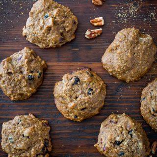 Cherry Berry Breakfast Cookies