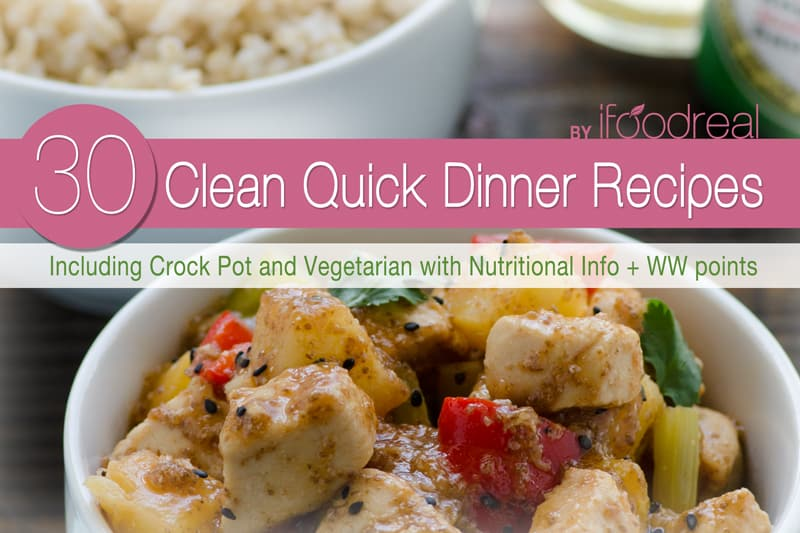 30 Clean Dinner Recipes eBook by Olena Osipov