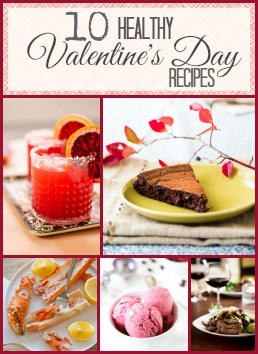 10 healthy valentines recipes
