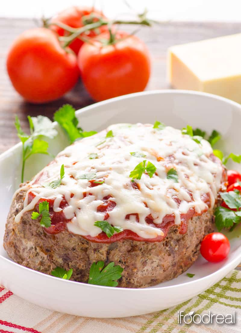 crock-pot italian zucchini meatloaf – guest post