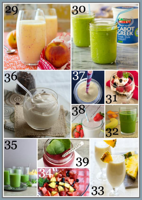 healthy fruit and vegetable smoothie recipes is fruit healthy for breakfast