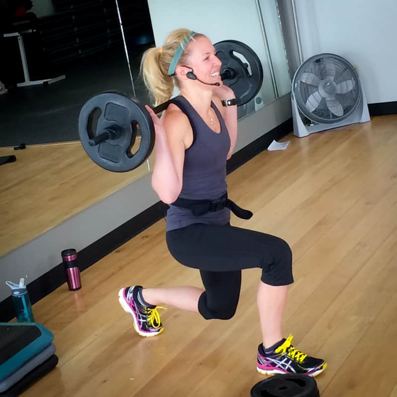 Weight lifting to increase muscle mass and resting metabolic rate