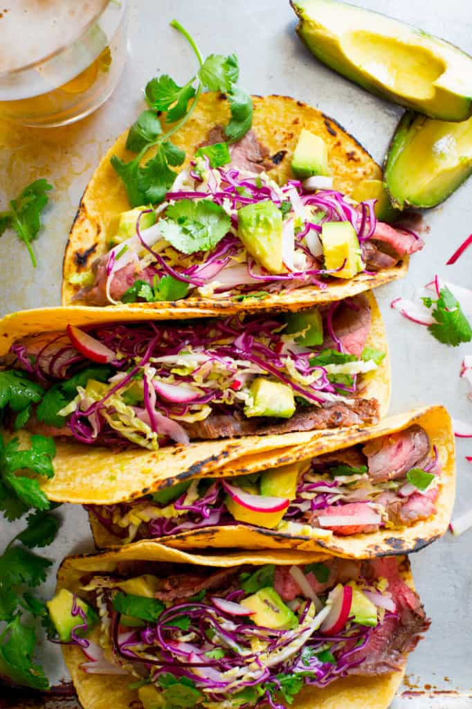 maple-flank-steak-tacos