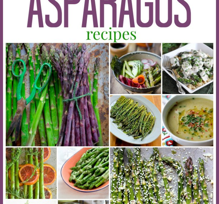 35 healthy asparagus recipes