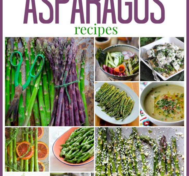 35 healthy asparagus recipes
