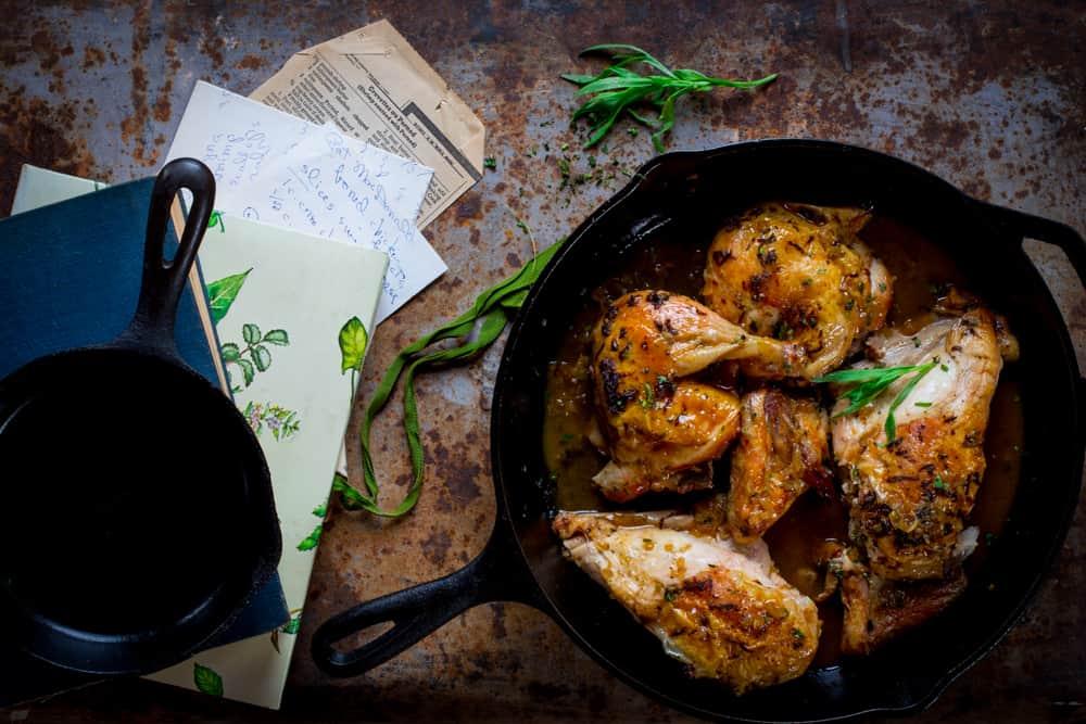 Chicken Soup With Tarragon Chicken With Tarragon