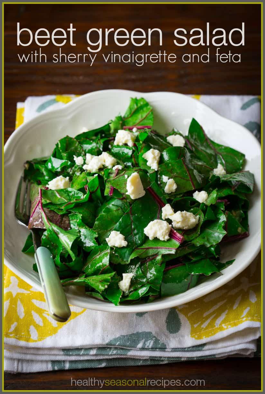 Tasty and healthy greens: Romano salad 44