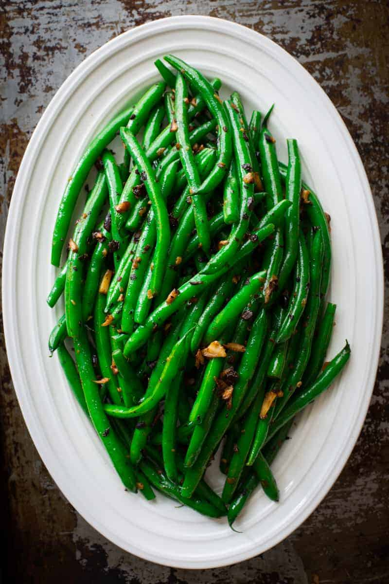 25 healthy green bean recipes