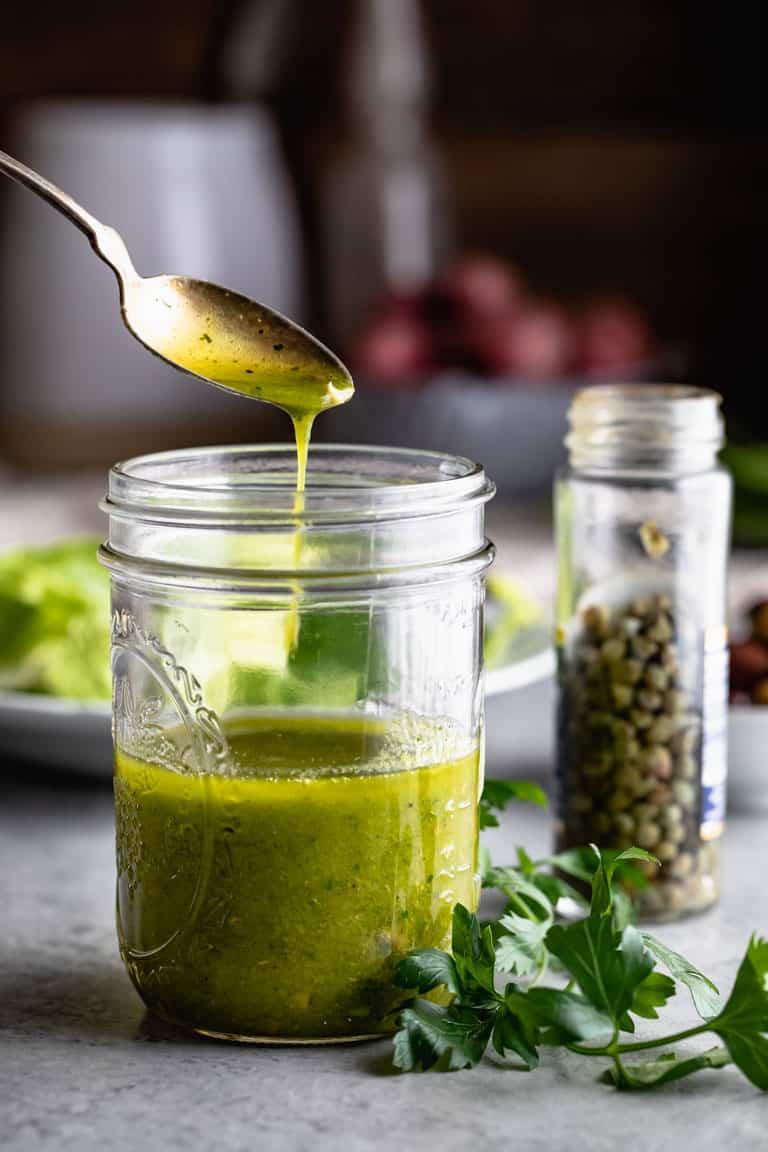 Nicoise Salad Dressing
