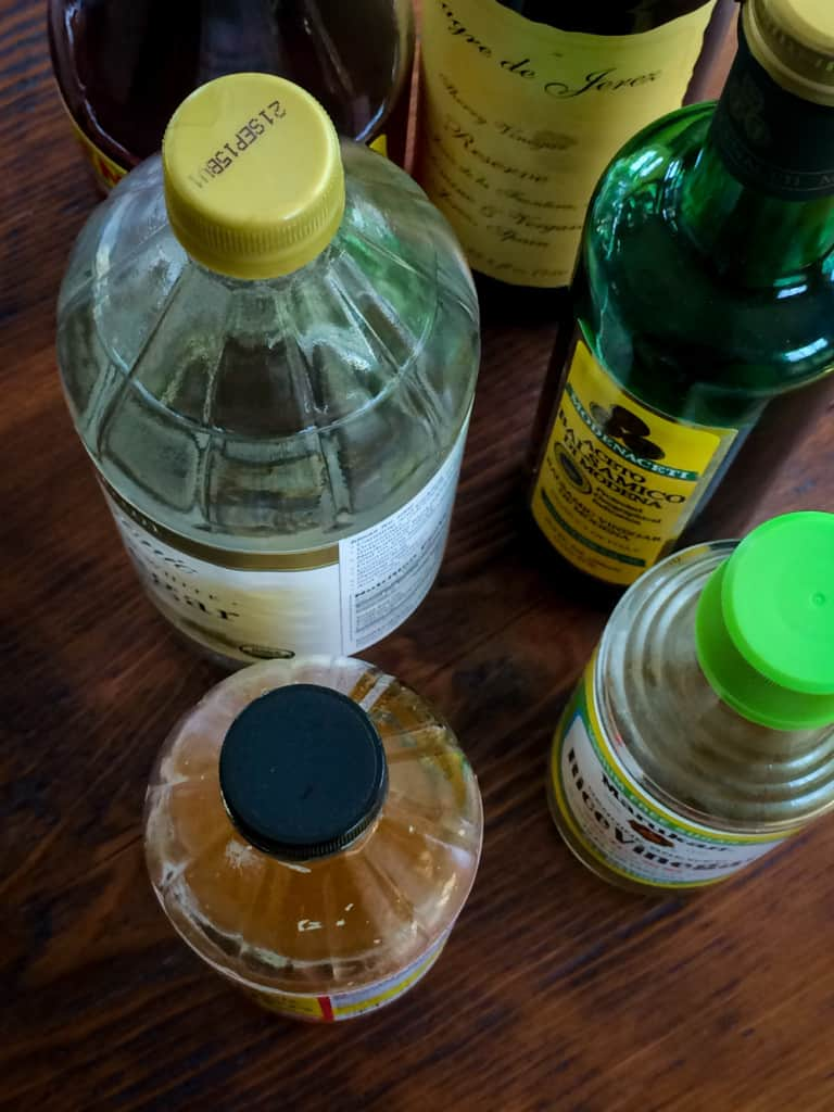 Which vinegar should I buy | Healthy pantry healthyseasonalrecipes.com