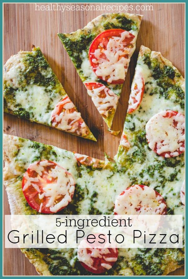 recipe: pesto pizza recipe [20]