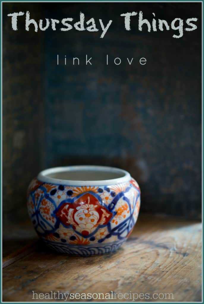 imari china| link love |healthyseasonalrecipes.com