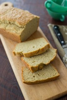 Gluten Free Breakfast Bread | Whole Grain | Rice | Sorghum | Fall | Healthy Seasonal Recipes