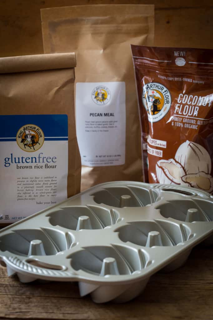King Arthur Flour Giveaway on healthyseasonalrecipes. Gluten-free