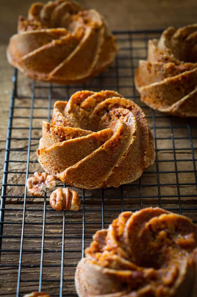 Gluten And Sugar-Free Sweet Potato, Pecan And Ginger Biscuits Recipes ...