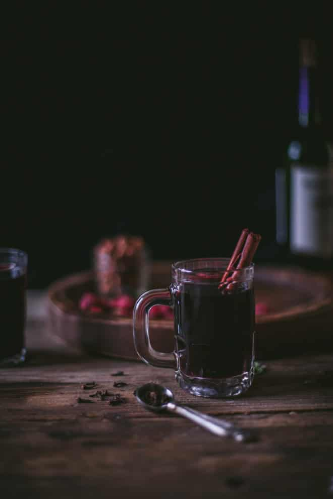 Mulled Wine Recipe by Eva Kosmas Flores on Healthy Seasonal Recipes