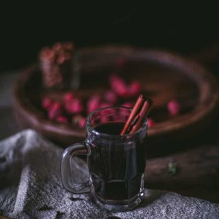 Recipe for Low Sugar Mulled Wine Guest Post by Eva Kosmas Flores of Adventures in Cooking on Healthy Seasonal Recipes