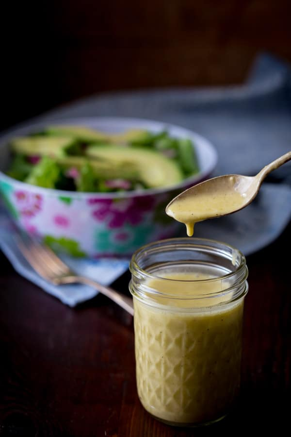 Apple Cider Vinegar Salad Dressing - Healthy Seasonal Recipes