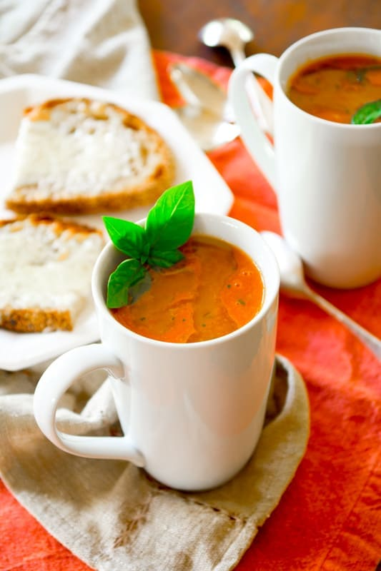 Italian Tomato and Bread Soup